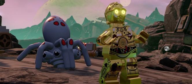 Un DLC gratuit sur LEGO Star Wars VII