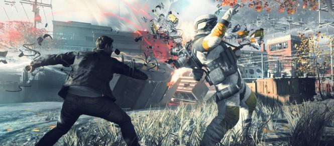 PC : Quantum Break sur Steam et en boîte