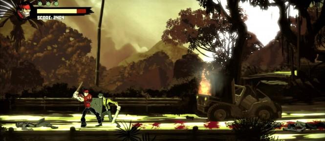 Xbox One : Shank 2 devient rétrocompatible