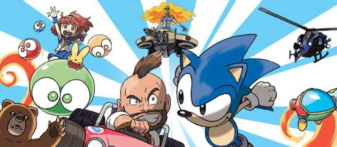 Une date pour la Sega 3D Classics Collection