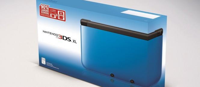 Trois nouvelles New 3DS XL en Europe