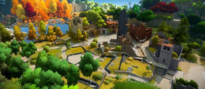 Xbox One : The Witness à la mi-septembre