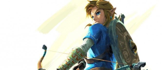Un nouvel artbook pour Zelda