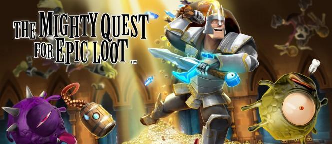 Bientôt la fin pour The Mighty Quest for Epic Loot