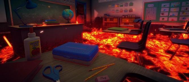 Klei Entertainment annonce Hot Lava