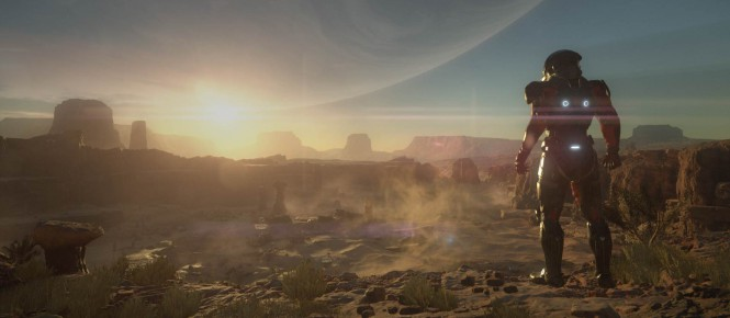 Mass Effect Andromeda : du gameplay bientôt