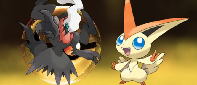 Pokémon : Victini et Darkrai offerts