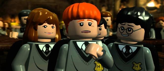 LEGO : Une Harry Potter Collection sur PS4