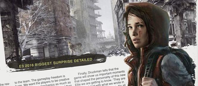 The Last of Us 2 : Premiers détails fuités ?
