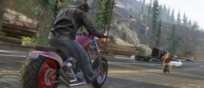 GTA V : le DLC dédié aux bikers disponible