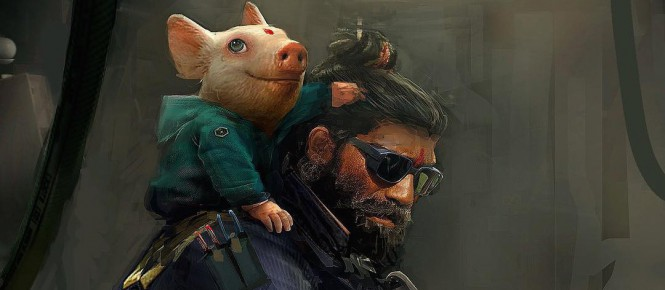 Beyond Good & Evil 2 teasé avec 3 artworks de Michel Ancel