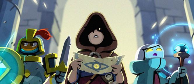Dungeon of Zaar : Kickstarter