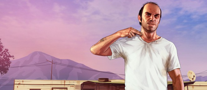 GTA V : ce que cela donnerai en VR