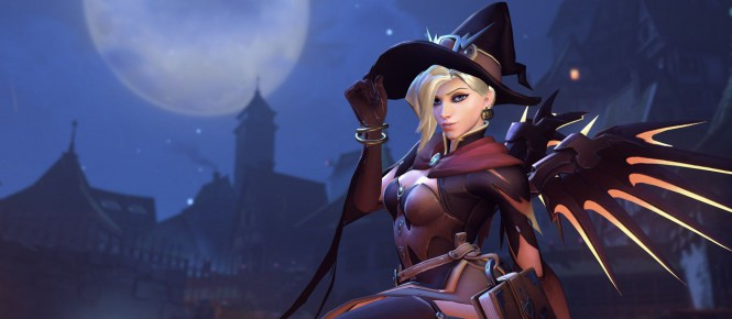 Overwatch fête (déjà) Halloween