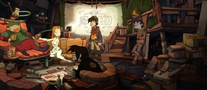 Deponia se date sur PS4