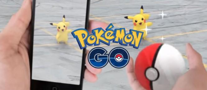 Pokémon GO : le jeu en voiture plus difficile