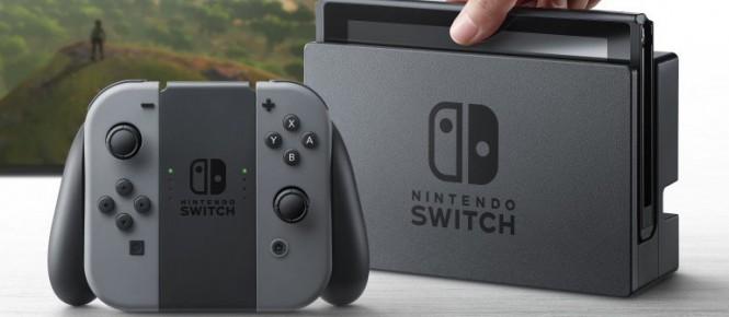 Nintendo Switch : des infos seulement l'an prochain ?