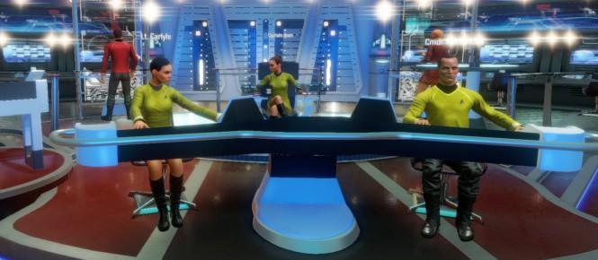 Star Trek Bridge Crew en retard
