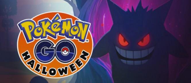 C'est Halloween pour Pokémon GO