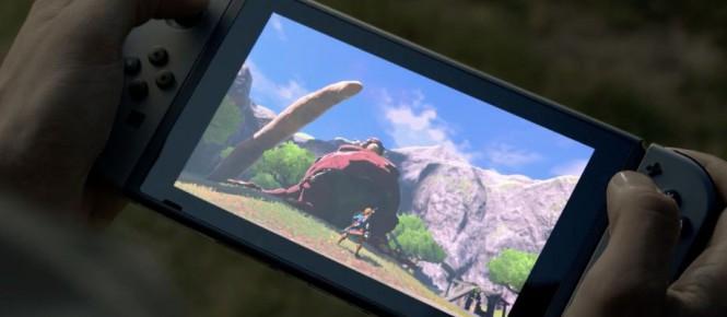 Nintendo Switch : rendez-vous le 12 janvier
