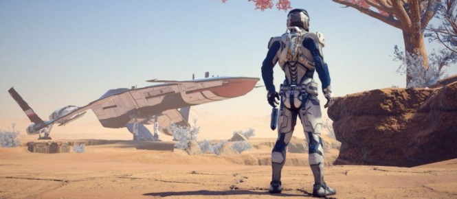 Mass Effect : Andromeda, inscriptions à la bêta ouvertes