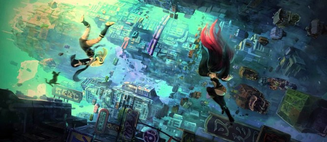 Gravity Rush 2 est gold