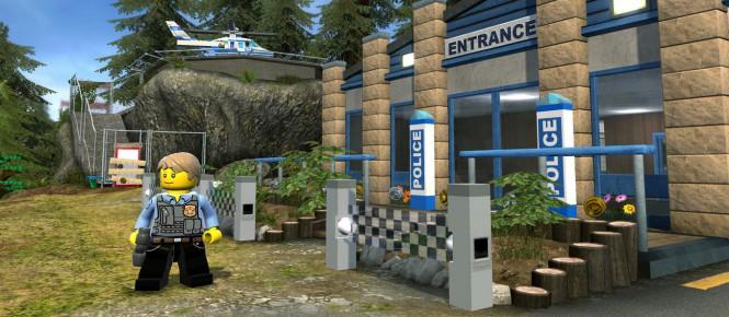 LEGO City Undercover abandonne la Wii U