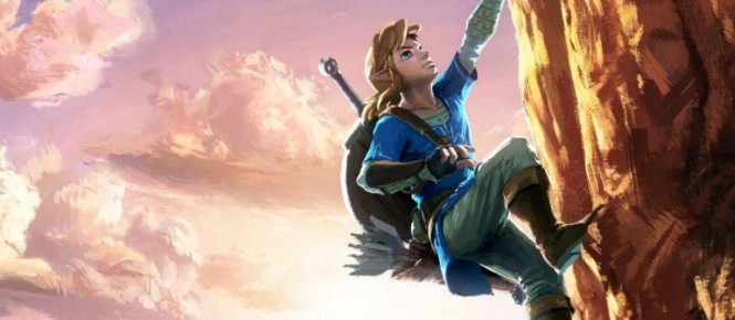 Zelda Breath of the Wild pour juin 2017 ?