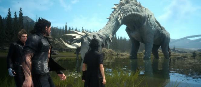 Final Fantasy XV : le patch day one dispo