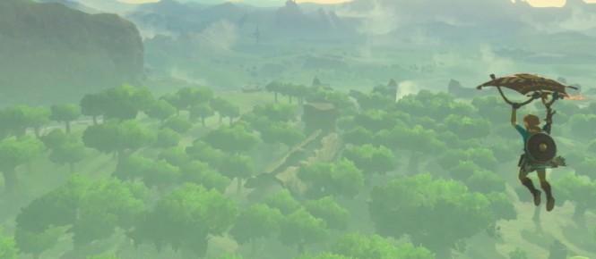 Zelda Breath of the Wild : une vidéo en fin de semaine
