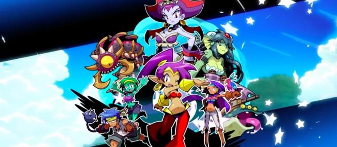 Une date pour Shantae Half-Genie Hero
