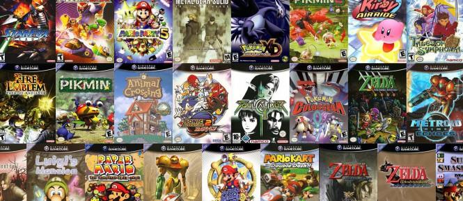 Des jeux GameCube sur Switch ?