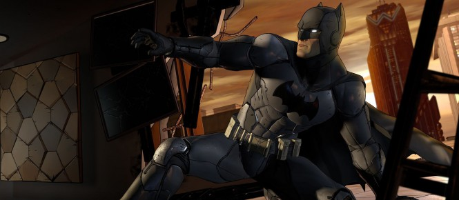 Batman de Telltale : le dernier épisode le...
