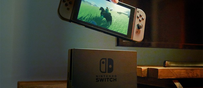 Nintendo Switch : heure matinale pour la présentation