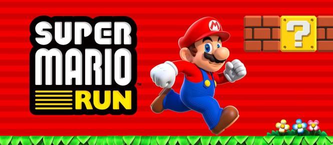 Super Mario Run est (déjà) un carton