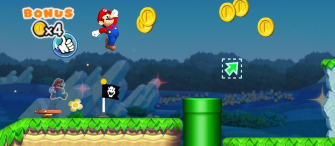 Super Mario Run : des inscriptions sur Android