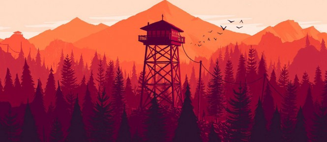 Le million pour Firewatch