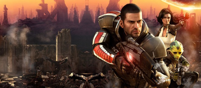 Mass Effect 2 offert sur Origin