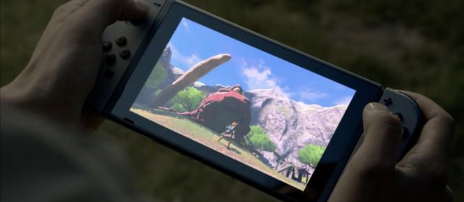 Nintendo Switch : une seconde vidéo le 13 janvier