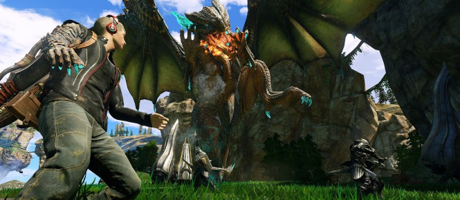 Scalebound (Xbox One) officiellement annulé