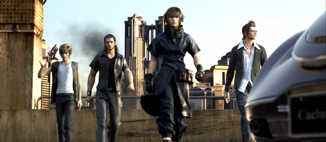 Plus de 6 millions de Final Fantasy XV