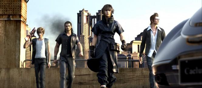 Plus de 6 millions de Final Fantasy XV