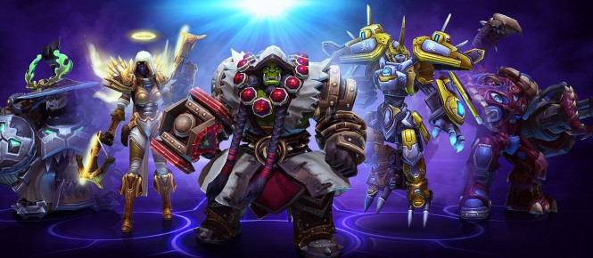 Heroes of the Storm offre (temporairement) ses héros