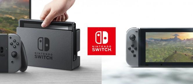 Nintendo Switch : les jeux annoncés (+ infos supplémentaires)