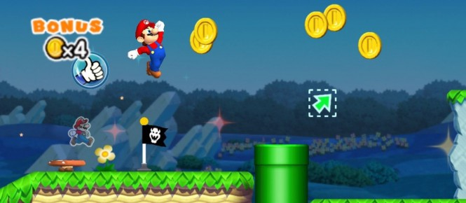Super Mario Run (presque) daté sur Android