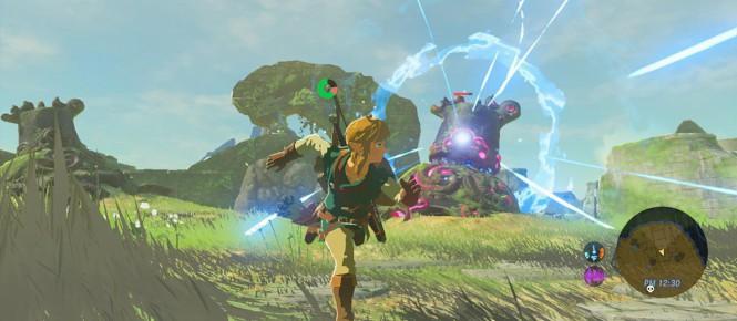 Zelda Breath of the Wild : dernier jeu Nintendo sur Wii U