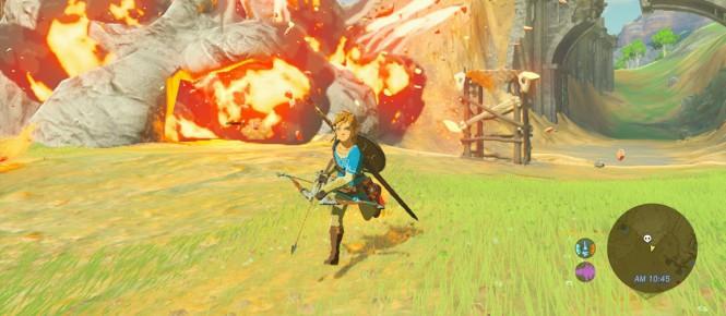 Zelda Breath of the Wild : la VF imposée