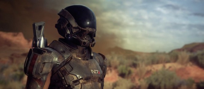 Mass Effect Andromeda en avance sur l'EA / Origin Access