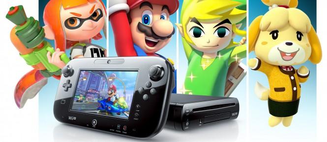 Wii U : la production s'arrête au Japon