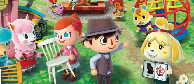 Animal Crossing décalé sur mobiles